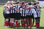 Cup Final Team Photo Tooting and Mitcham LFC