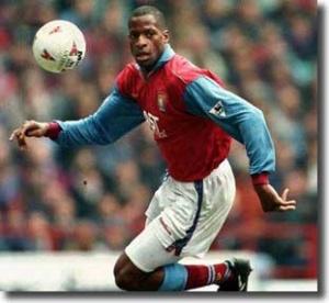 Ugo Ehiogu for Aston Villa