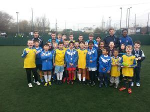 Ridgeway Rovers FC Soccer School