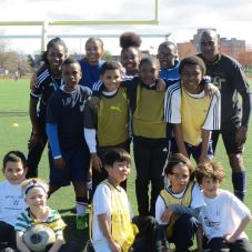 Me with Shangufit Academic Soccer
