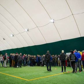 Coaching Seminar in Poland, a success with the Polish coaches