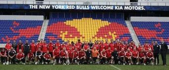 Coaches Photo, Coaching for the New York Red Bulls, 2011